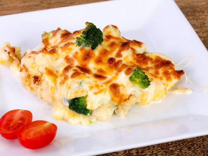 Low-Carb, Keto Friendly Cauliflower Mac and Cheese Recipe